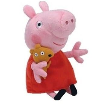 Peppa Pig 84206 - Mini Peluches Con Sonido (Bandai)