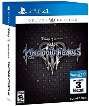 Jogo Kingdom Hearts 3 Deluxe Edition Exclusive - Playstation 4 - Square Enix