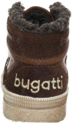 Bugatti F235183 Herren Kurzschaft Stiefel Braun (dunkelbraun 610)