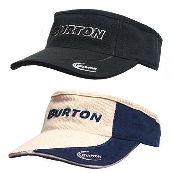 BURTON バートン バイザー HB002 ブラック,フリーサイズ