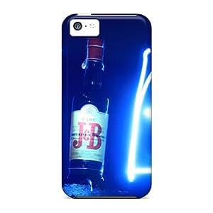 New Tpu Hard Case Premium Iphone 5c Skin Case Cover(j B)