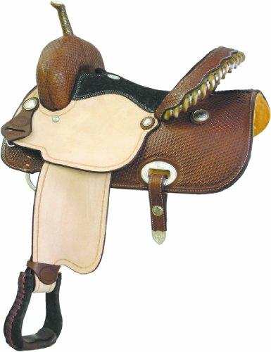 Billy Cook Saddlery Run Time Barrel Saddle 15 Billy Cook Barrel