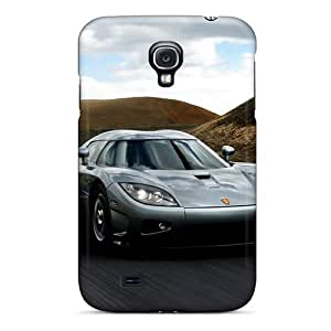 Wade-cases Design High Quality Koenigsegg Ccx 2 Cover Case With Excellent Style For Galaxy S4 by lolosakes