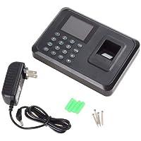 Relógio De Ponto Biométrico - com Leitor Impressão Digital - Eletrônico