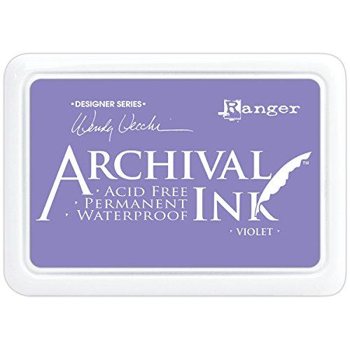 Ranger Violet Wendy Vecchi Designer Series Archival Ink Pad