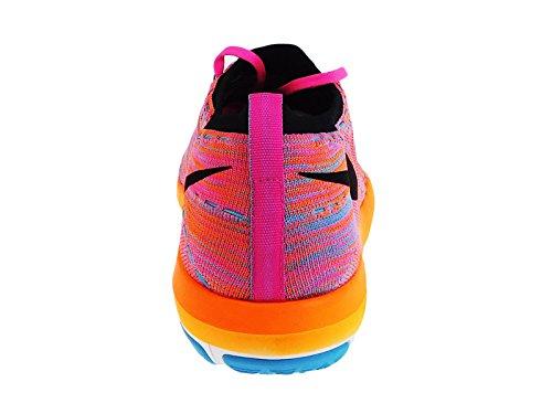 Nike Damen Wm Free Trasforma Flyknit Turnschuhe Rosa (rosa Pow / Blk-chlrn Bl-ttl Orng)