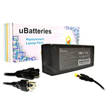 UBatteries AC Adapter Charger Acer Aspire One 752 - 19V, 90W