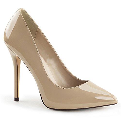 Heels mujer de Zapatos Sintético Beige para Material Perfect beige beige vestir de ZfZn8gFW