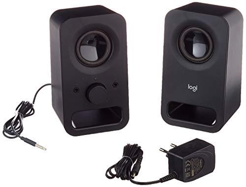 Logitech® Z150 Multimedia Speakers – Zwart