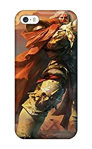 Premium Sword Fantasy Back Cover Snap On Case For Iphone 5/5s
