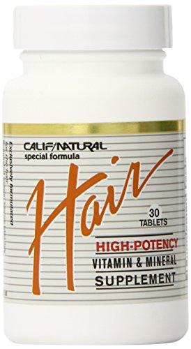 California Natural Hair Supplement