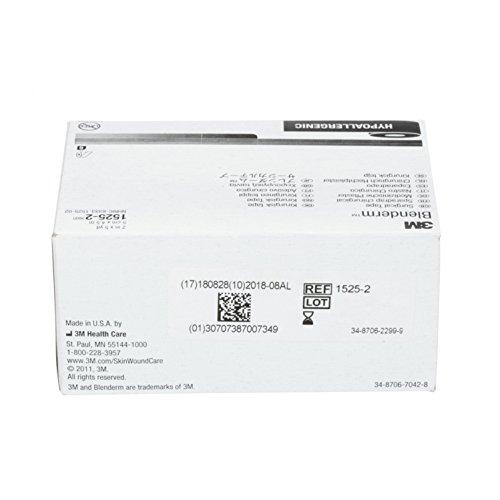 3M 1525-2 Blenderm Tape (Pack of ()