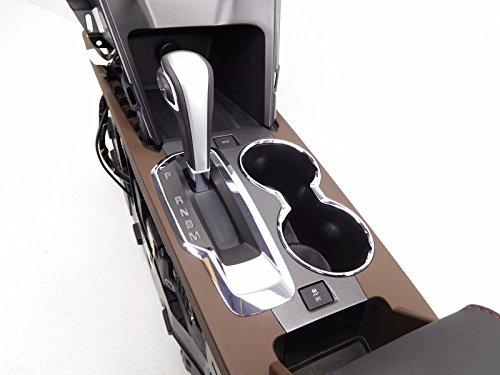 New OEM GMC Terrain 3.6L Floor Console Brownstone/Black W/ Shift Knob 23461366 by GMC (Image #1)