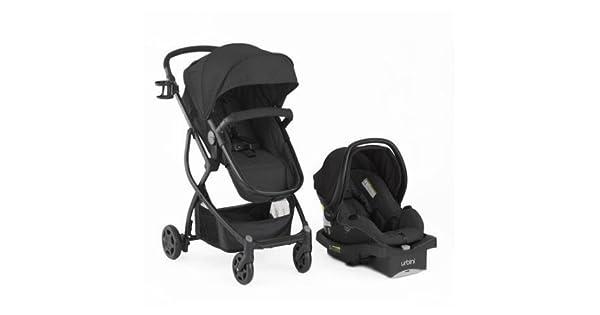 Amazon.com: urbini Omni Plus Travel System Color Negro: Baby