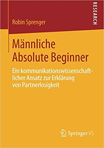 partnersuche absolute beginner