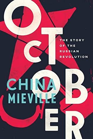 book cover of   October