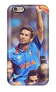 Hot Case Cover Sachin Tendulkar God Of Cricket Iphone 6 Protective Case