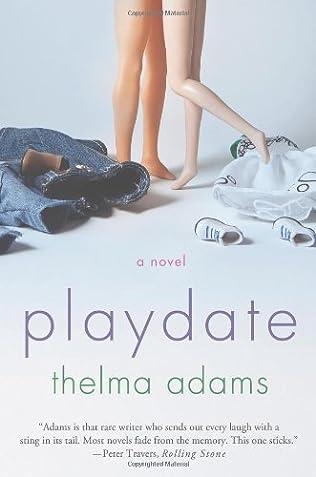 book cover of Playdate