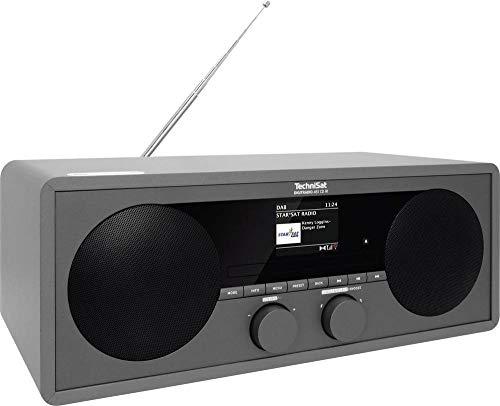 TechniSat DIGITRADIO 451 CD IR Internet Tischradio Internet, DAB+, UKW AUX, Bluetooth®, CD, DAB+, I