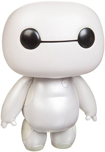 Funko Disney Big Hero 6 Nurse Baymax Pop Vinyl Figure]()