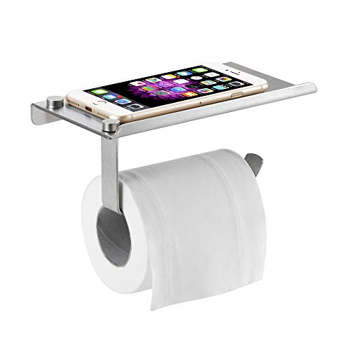 Stainless Steel Wall Mount Toilet Paper Tissue Bathroom Hold