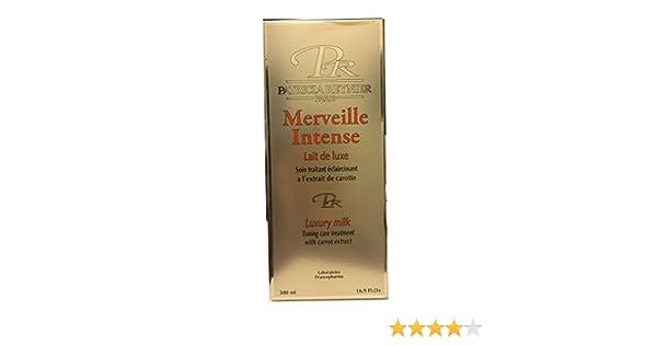 Amazon.com: Patricia Reynier Merveille Intense Luxury Milk Toning ...
