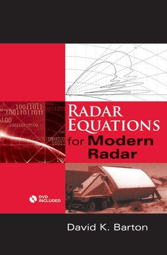 Radar Equations for Modern Radar (Artech House (Artech House Radar)