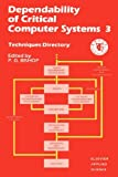 Dependability of Critical Computer Systems, , 1851665447