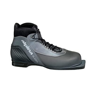 Alpina Blazer Cross-Country Nordic Ski Boots with 3-Pin Soles