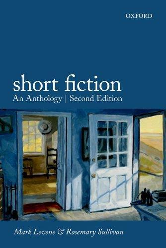 Short Fiction: An Anthology