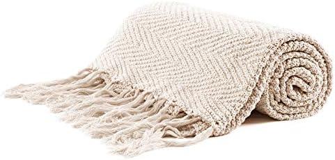 Longhui bedding Blanket Decorative Knitted product image