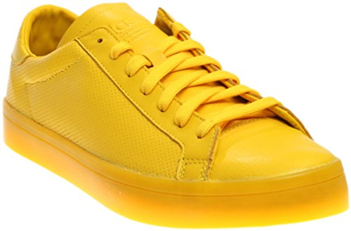 Adidas Mens Court Vantage Adicolor Shoes S80254 Yellow US 11.5 Adidas Court Star