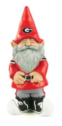 NCAA Georgia Bulldogs Garden Gnome (Garden Gnome Stone)