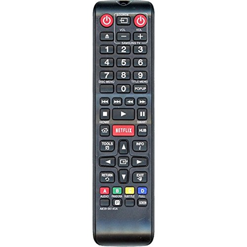 DSK TV Supply AK59-00145A DVD/ BluRay Player Remote Control
