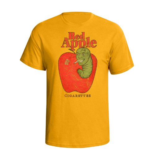 Red Apple Cigarettes Mens Movie Inspired t shirt [Apparel] (Red Apple Cigarettes)