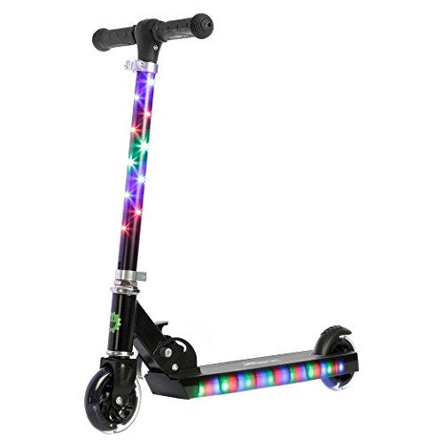 Jetson Jupiter Scooter with LED Lights - Black (For Lights Scooters)