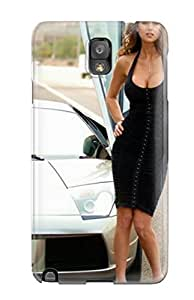 Mary David Proctor VcVuaDG1263kVFQH Case Cover Galaxy Note 3 Protective Case Girls And Cars