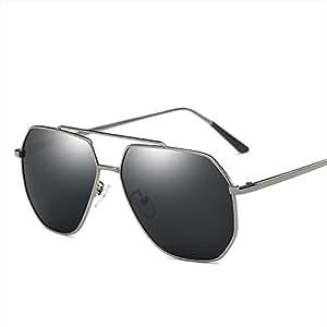 ZDQ Piloto Gafas De Sol Polarizadas Hombres Y Mujeres - UV ...