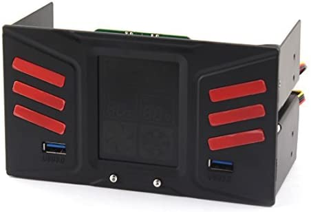 Control de Temperatura Controlador de velocidad del ventilador de ...