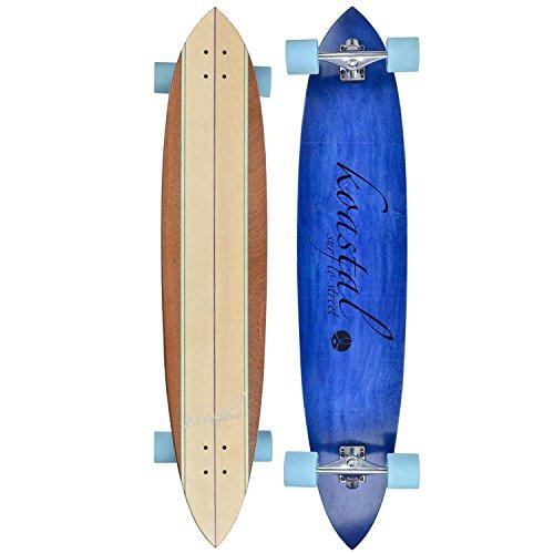 (Koastal Longboards Current Complete Longboard, 9.5 x 47)