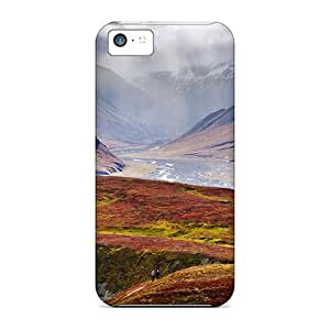 New Arrival View From Eielson Visitors Center Alaska Imc13870mDFu Cases Covers/ 5c Iphone Cases