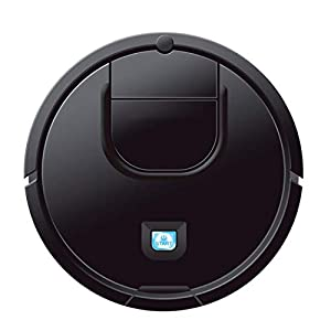 Robot Aspirador – 1800PA Robot Automático de Succión Fuerte Autodetecta Escaleras Alergias al Cabello de Mascotas… 41Cnlf3jZmL