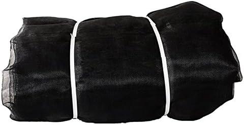 Wurko Impor Mantón multifilamento, Negro, 300 x 600 x 3 cm