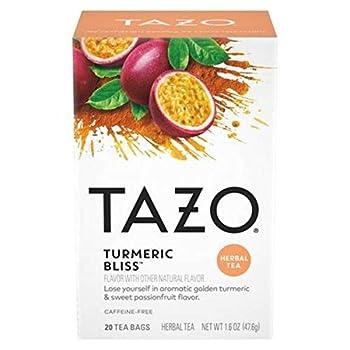 Tarzo Bliss Turmeric Tea