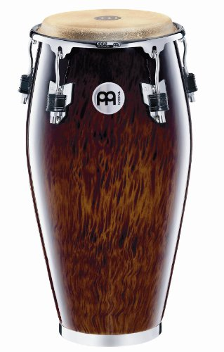 Meinl Percussion MP11BB Professional Series 11-Inch Quinto, Brown Burl