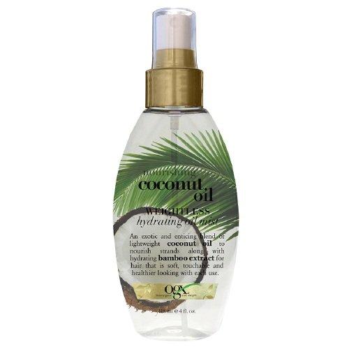 OGX Nourishing Coconut Oil Weightless Hydrating Oil Mist 4 f