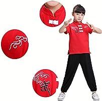 Jian E Traje de Baile - Kung Fu Chino para niños Escenario de ...