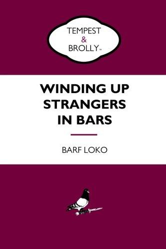Download Winding Up Strangers in Bars ebook