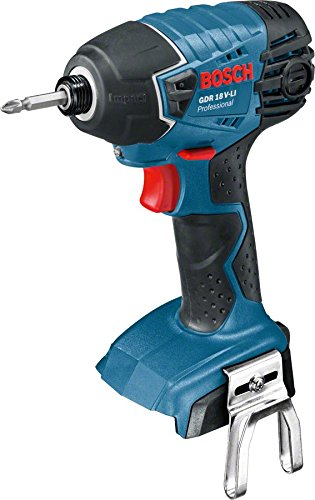 Bosch Professional GDR 18 V-LI Cordless Impact Driver (Without Battery and Charger) - Carton