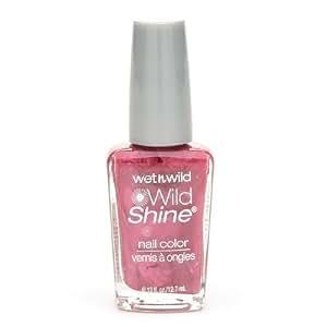 Amazon.com : Wet N Wild Wild Shine Nail Color, #420B